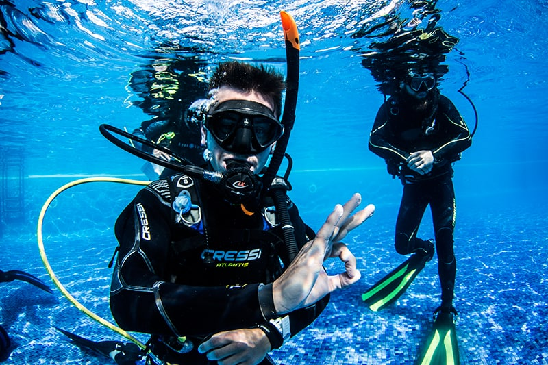 PADI Course Director - Tenerife  2com6 - PADI IDC overview