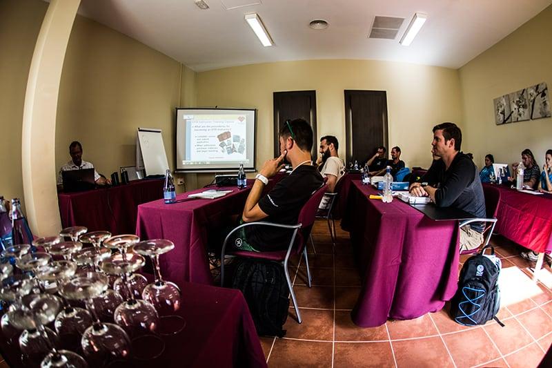 PADI Course Director - Tenerife  efr2 - PADI IDC Prerequisites