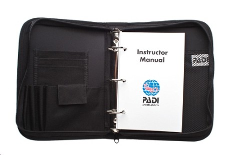 PADI Course Director - Tenerife  padiinstructormanual - PADI IDC materiali richiesti