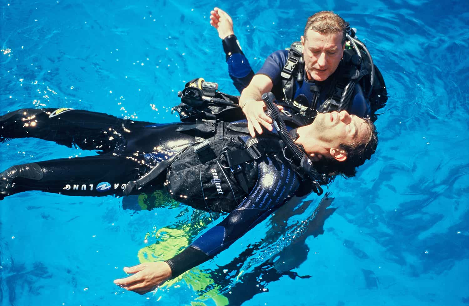 PADI Course Director - Tenerife  RE EFR1 - PADI IDC Preparation