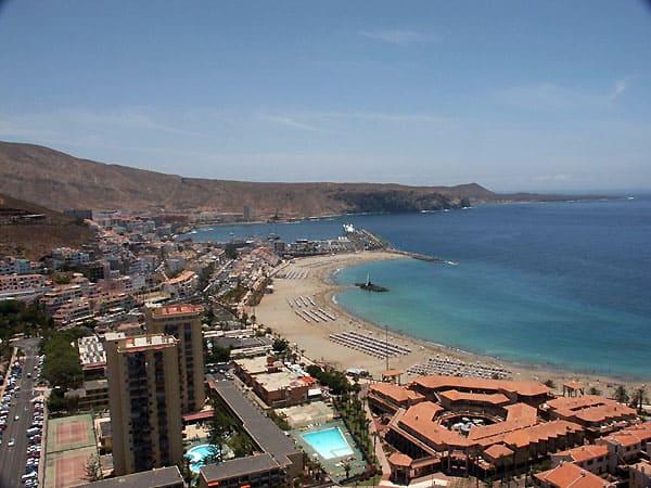 PADI Course Director - Tenerife  004 tenerife Playa de Las Vistas - About Tenerife