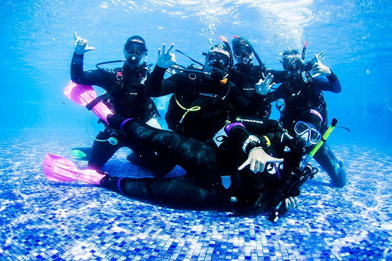 PADI Course Director - Tenerife  2con2 1 - PADI IDC overview