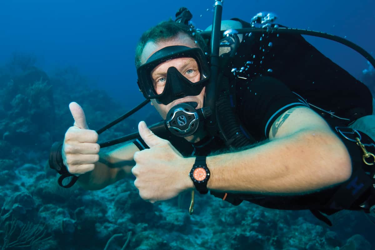 PADI Course Director - Tenerife  GoPro print 01 - I am Rescue Diver
