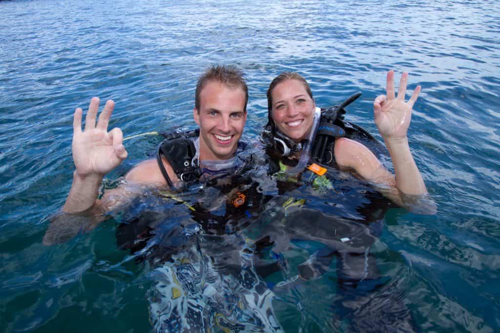 PADI Course Director - Tenerife  Grenada 2012 0004 1024x683 - PADI Examen de Instructor