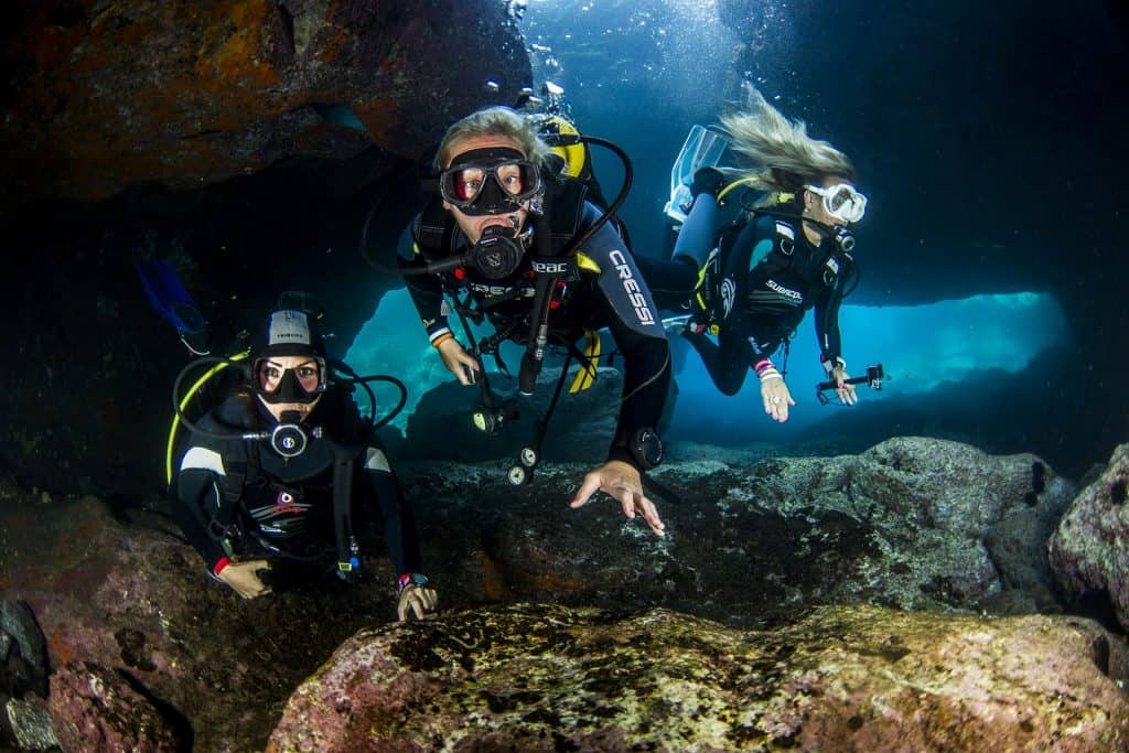 PADI Course Director - Tenerife  MikeMichal 1024x683 - PADI Instructor Status Update