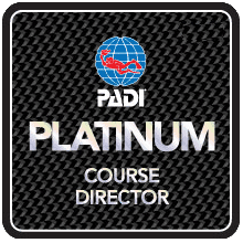 PADI Course Director - Tenerife  Platinum PADI Course Director Phuket IDC Thailand - Platinum-PADI-Course-Director-Mike