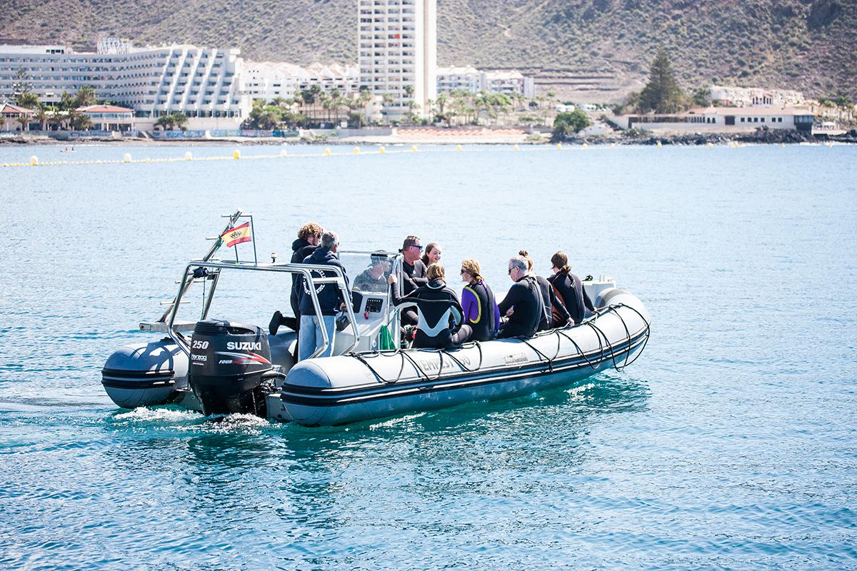 PADI Course Director - Tenerife  aqm5 - Dive Center