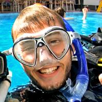 PADI Course Director - Tenerife  DanielFreake - DanielFreake